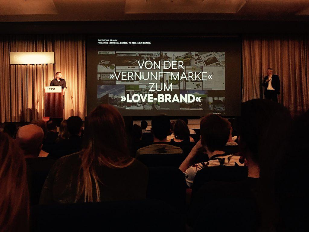 Brand Talks Typo